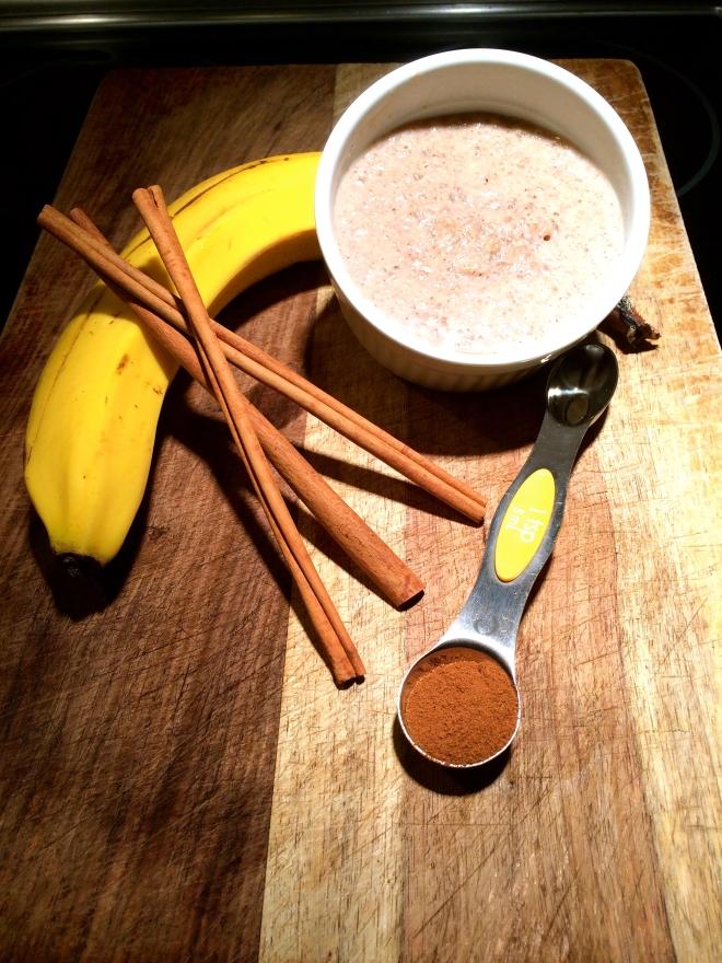 Banana Tapioca Pudding